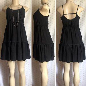 Cute Mossimo Supply Co. Black Little Dress